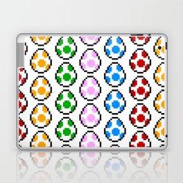 Yoshi Rainbow Eggs Laptop & iPad Skin