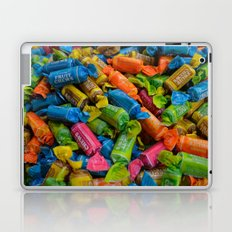 colorful tootsie rolls Laptop & iPad Skin