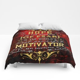 Hope in the shadow Comforters
