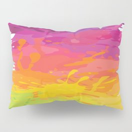 Paint with All the Colors Pillow Sham