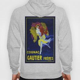 Vintage poster - Cognac Gautier Freres Hoody