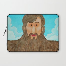 Jim's Amazing Beard Laptop Sleeve