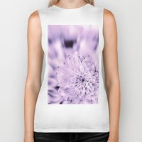 romantic Biker Tanks featuring Romantic by Enri-Art