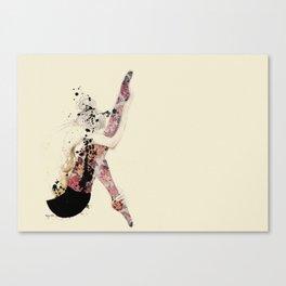 indepenDANCE #3 Canvas Print