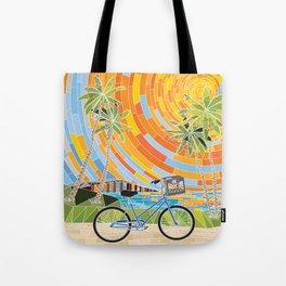 FL Keys Bicycle Tote Bag