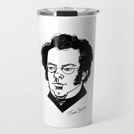Franz Schubert Travel Mug