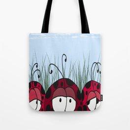 The Three Amigos Tote Bag