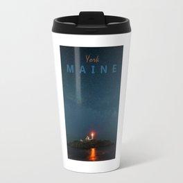York - Maine. Travel Mug