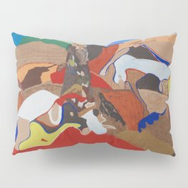 Nature in Dialogue Pillow Sham