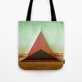 3,1416 Tote Bag