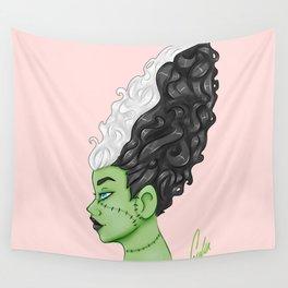 Frankenstein's Bride Wall Tapestry