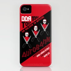 Autobahn--East German Tour 1982 iPhone (4, 4s) Slim Case