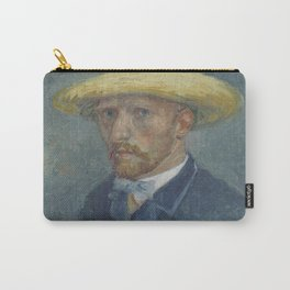 Portrait of Theo van Gogh Carry-All Pouch