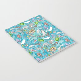 Sea Life Notebook