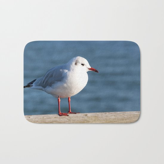 Sea-gull Bath Mat