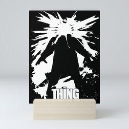 The Thing - John Carpenter Mini Art Print