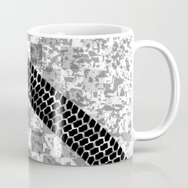 Flag Skid Mark Coffee Mug