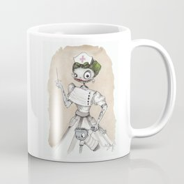 Nurse Witch Coffee Mug