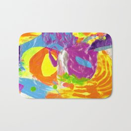 Bright Skins Bath Mat