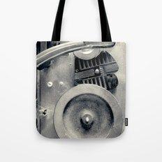 Turntable Tote Bag