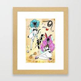 fetish love forever Framed Art Print