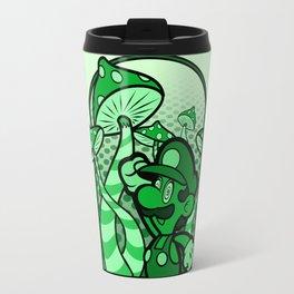 mushroom man Travel Mug