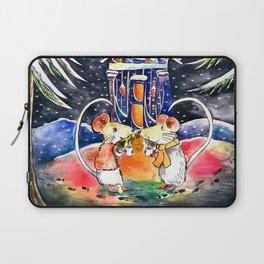 Christmas Mice Laptop Sleeve