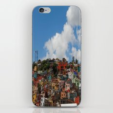 Colorful City iPhone & iPod Skin