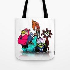 Bad Guys Tote Bag