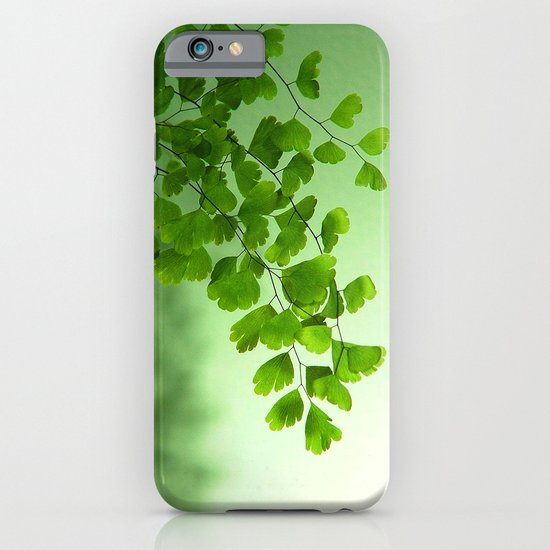 Green is the Colour iPhone & iPod Case
