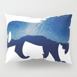 Lion in The Sky Pillow Sham