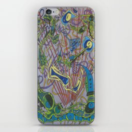 The Unconquerable iPhone Skin
