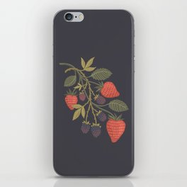 Berry Season iPhone Skin