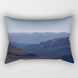 Mountain Morning Rectangular Pillow