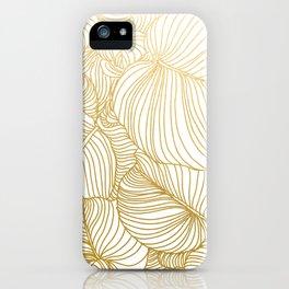 Wilderness Gold iPhone Case