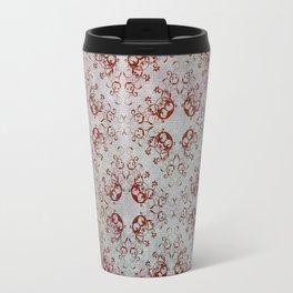 Damask Vintage Pattern 03 Travel Mug