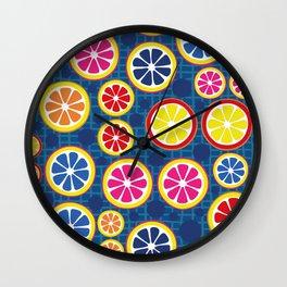 My Mommy Mandarin Wall Clock