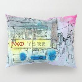 Logan Ave & Gerrard Toronto Pillow Sham