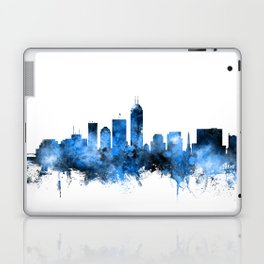 Indianapolis Indiana Skyline Laptop & iPad Skin