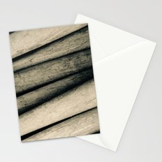 Vintage Baseball Bats Stationery Cards