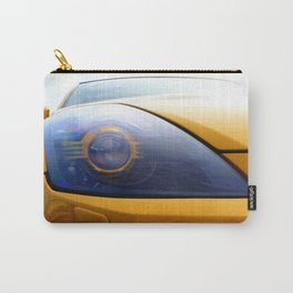 The Eye Of A Transformer Carry-All Pouch