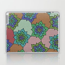 zakiaz autumn lotus Laptop & iPad Skin
