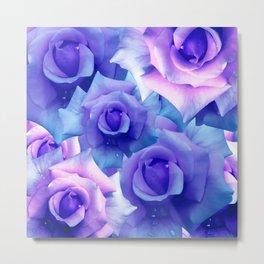 Bouquet de fleur Metal Print