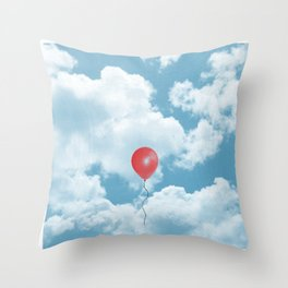 Freedom Throw Pillow