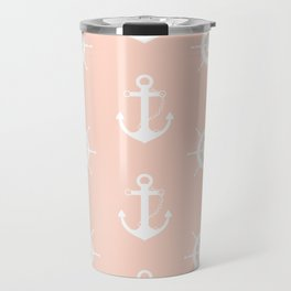 AFE Anchor and Helm Wheel Travel Mug