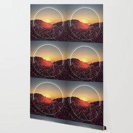 Peel Sunset Wallpaper