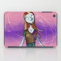 nightmare before christmas iPad Cases featuring Sally - Nightmare before christmas by KanaHyde
