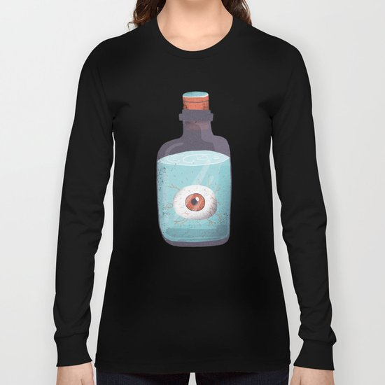 Eye in a bottle Long Sleeve T-shirt