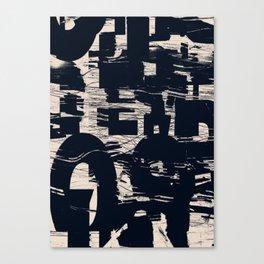 Typefart 001 Canvas Print