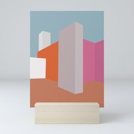 Mexico City, Casa Luis Barragán Mini Art Print